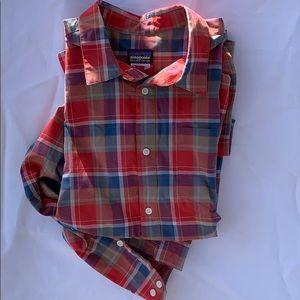 Patagonia mans shirt
